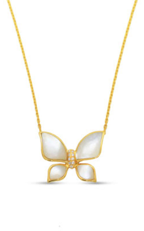 Frederic Sage Natural Shells Necklace P3131W-YWM product image