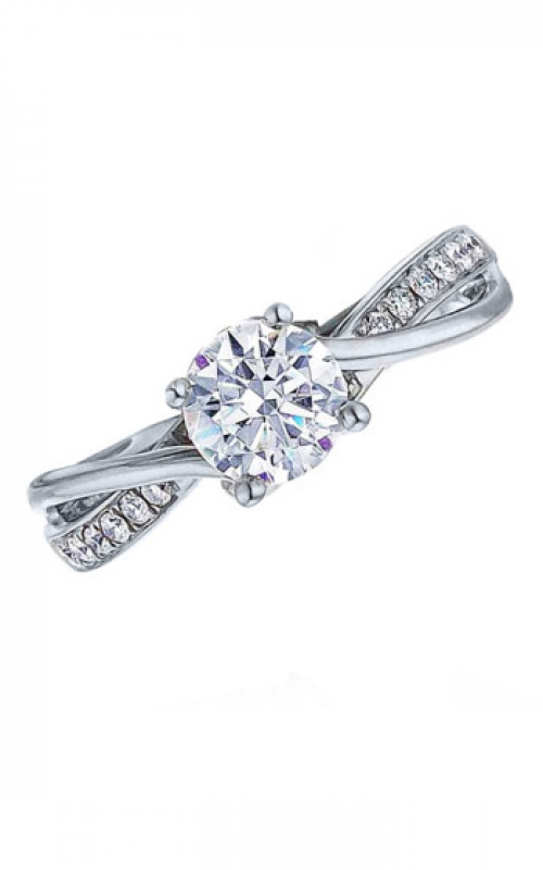Frederic Sage Sage Solitaire Engagement ring RM4233-75-4W product image