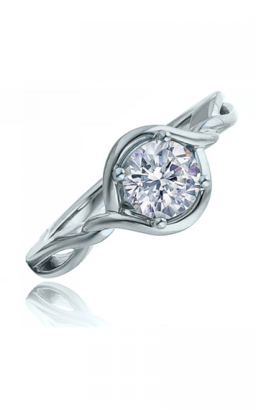 Frederic Sage Sage Solitaire Engagement ring RM4234-4-W product image