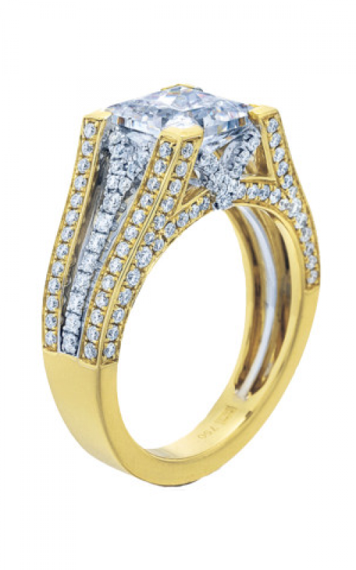 Frederic Sage Unique Engagement ring RM161-YW product image