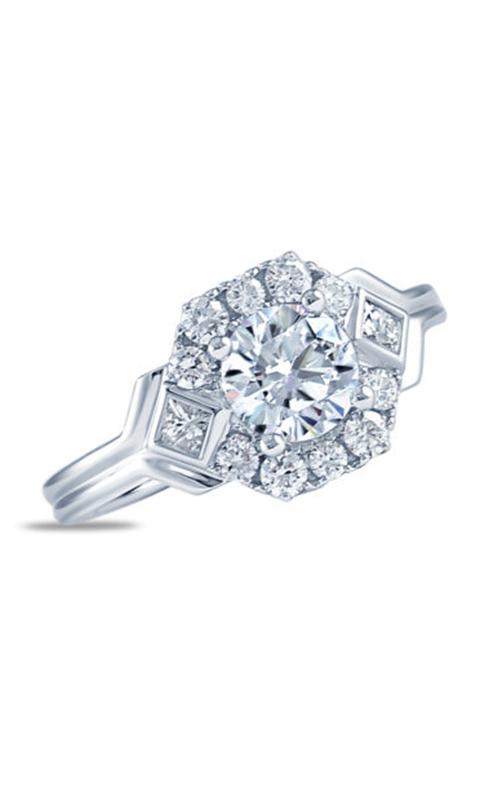 Frederic Sage Sage Solitaire Engagement ring RM4064-4-W product image