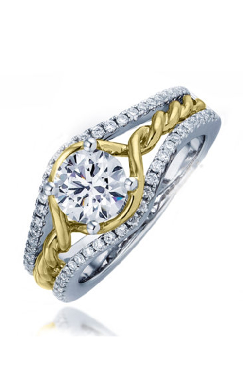 Frederic Sage Sage Solitaire Engagement ring RM4238-YW product image