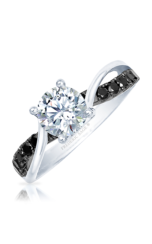 Frederic Sage Sage Solitaire Engagement ring RM4243K-W product image