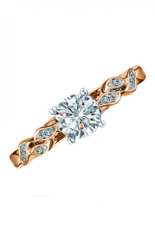 Frederic Sage Sage Solitaire Engagement ring RM4266-P product image