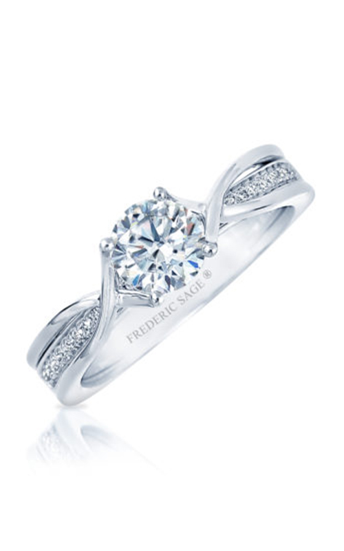 Frederic Sage FS Classics Engagement ring RM4300-4-W product image