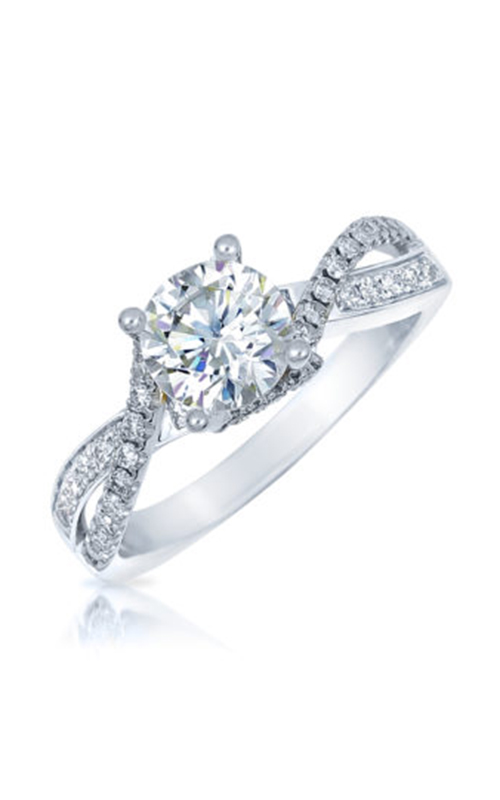 Frederic Sage Sage Solitaire Engagement ring RM4433-4-W product image