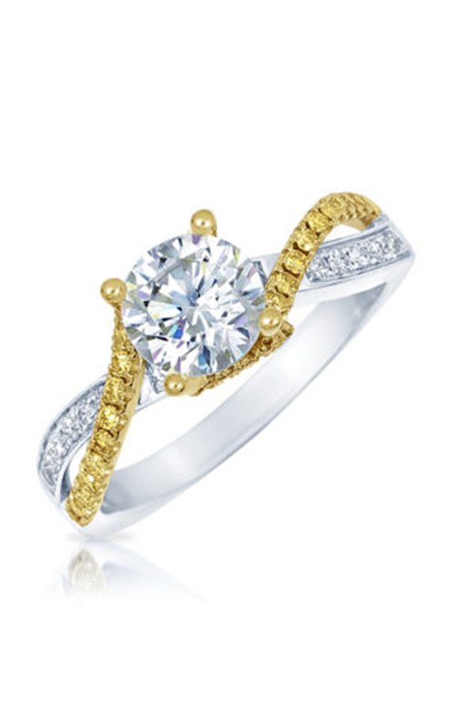 Frederic Sage Sage Solitaire Engagement ring RM4433YW-YW product image