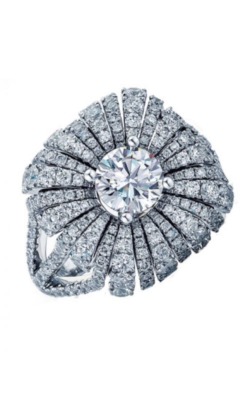 Frederic Sage Unique Engagement ring RM4877X-4-W product image