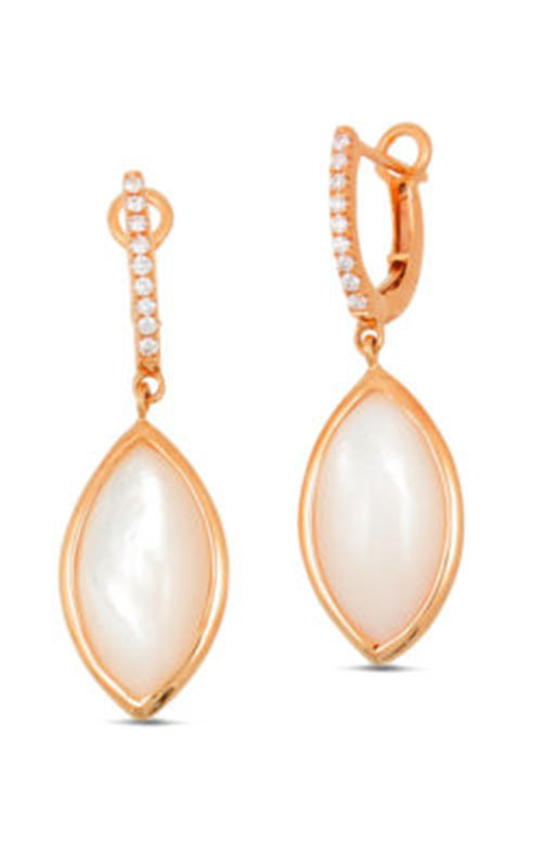 Frederic Sage Natural Shells Earrings EJ215W-PMP product image