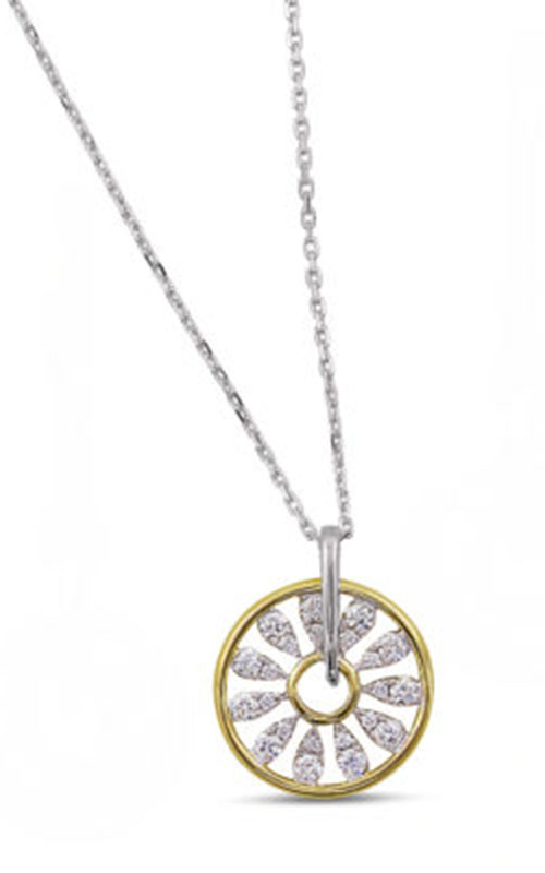 Frederic Sage Diamonds Necklace P3360-WY product image