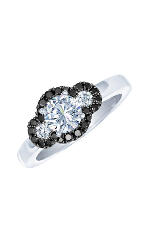 Frederic Sage FS Classics Engagement ring RM4010KW-75-4W product image