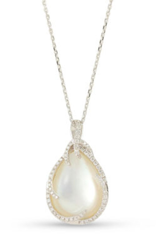 Frederic Sage Natural Shells Necklace P3082W-WWTM product image