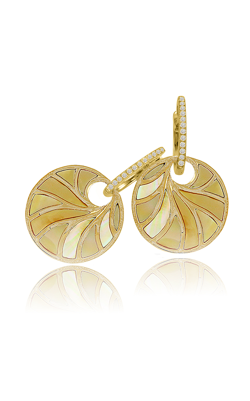Frederic Sage Natural Shells Earrings E2578Y-YGYMP product image