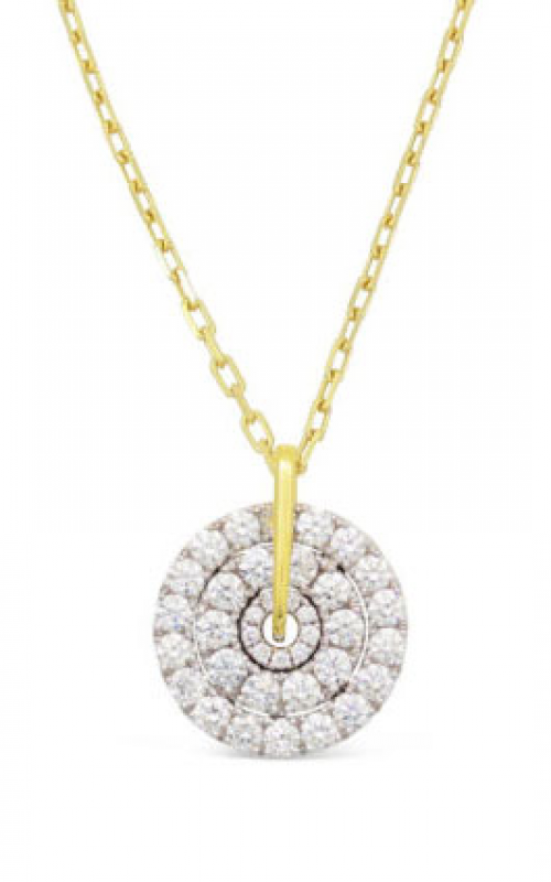 Frederic Sage Diamonds Necklace P3372-YW product image