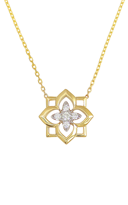 Frederic Sage Diamonds Necklace P3473-4-YW product image