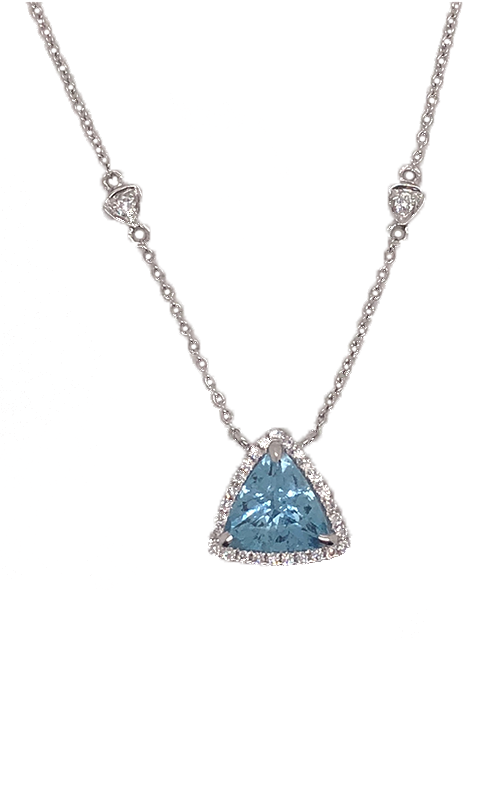 Frederic Sage Gemstones Necklace P9004H3-AQW product image