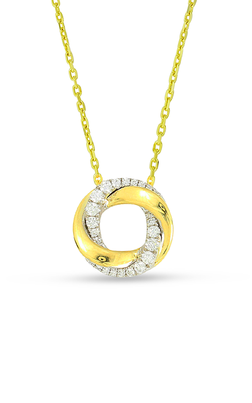Frederic Sage Diamonds Necklace P3240-YCYW product image