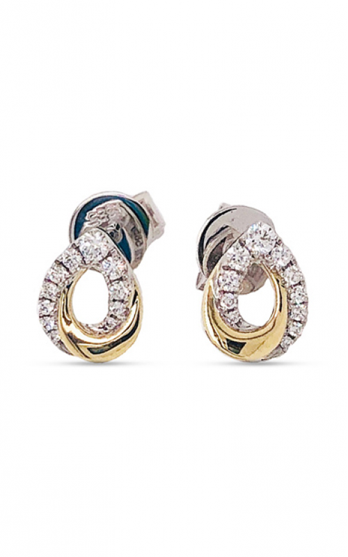 Frederic Sage Diamonds Earring E2053-YW product image