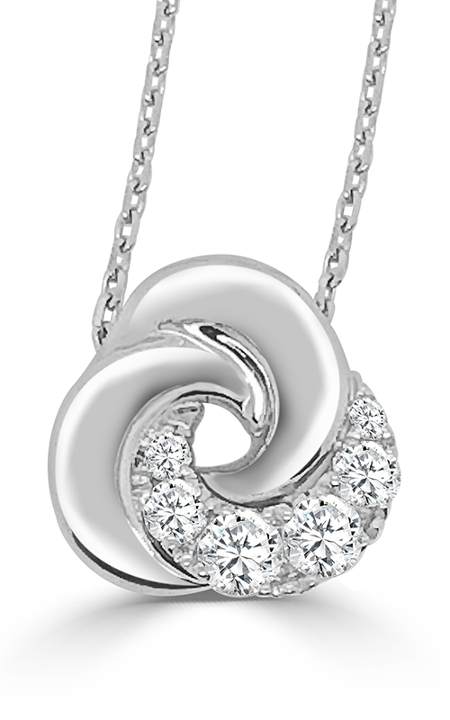 Frederic Sage Diamonds Necklace P3051-W product image