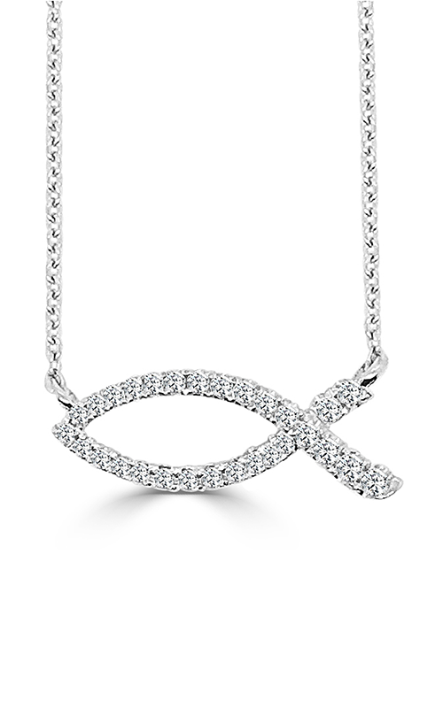 Frederic Sage Diamonds Necklace P3664-W product image