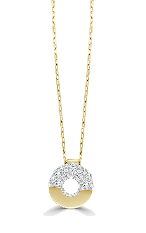 Frederic Sage Diamonds Necklace P3871-YW product image