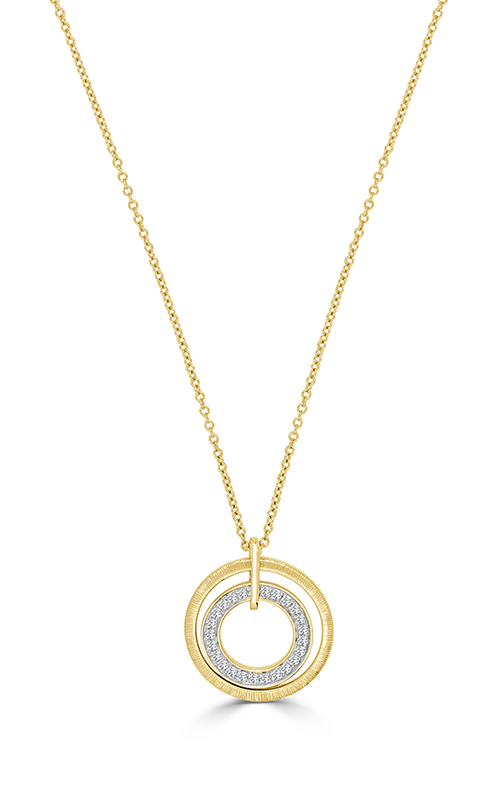 Frederic Sage Diamonds Necklace PD385-Y product image
