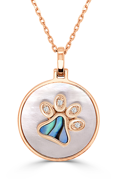 Frederic Sage Gemstones Necklace P3469AP-PB-4PAP product image