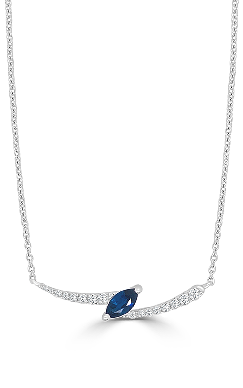 Frederic Sage Gemstones Necklace P3732H-SAW product image