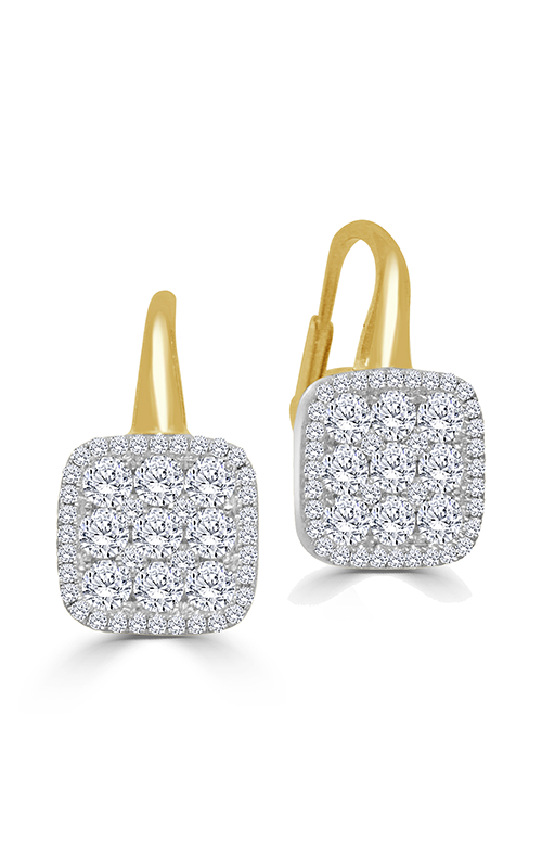 Frederic Sage Diamonds Earring E2438-YW product image