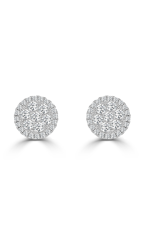 Frederic Sage Diamonds Earring E2466-W product image