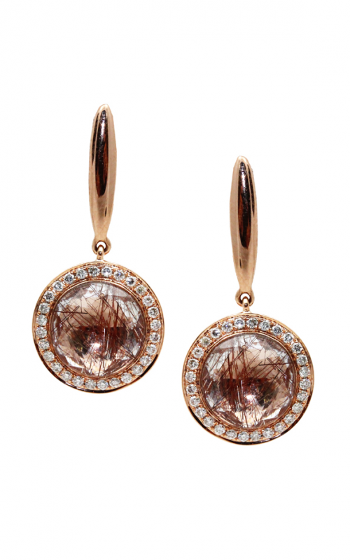 Frederic Sage Diamonds Earring E2477-PRTQ product image