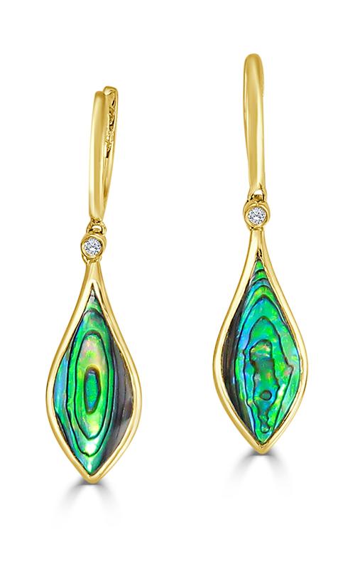 Frederic Sage Diamonds Earring E2701A-P-YAL product image