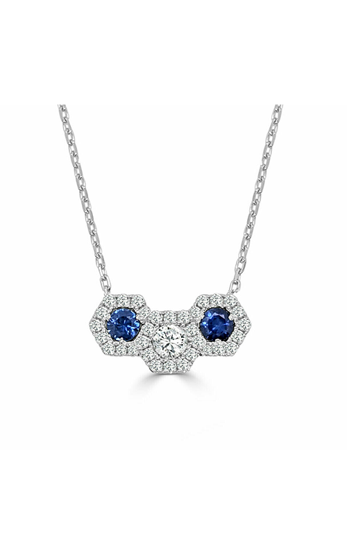 Frederic Sage Diamonds Necklace P3317-4-SAW product image