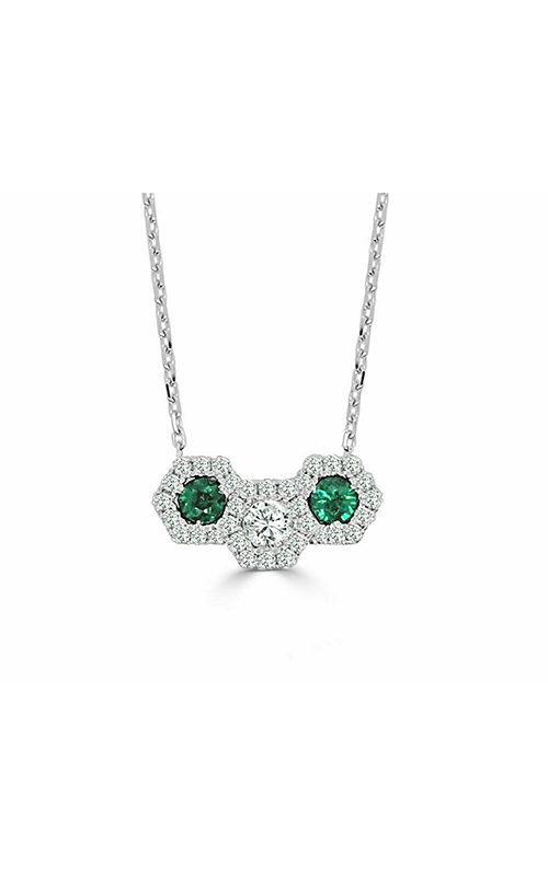 Frederic Sage Diamonds Necklace P3317-4-EMW product image