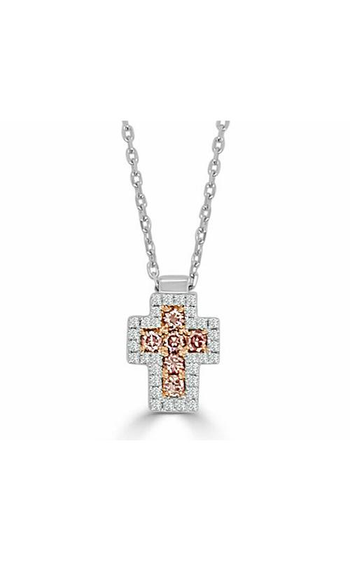 Frederic Sage Diamonds Necklace P3431P-4-WPD product image