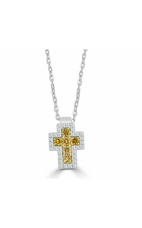 Frederic Sage Diamonds Necklace P3431Y-4-WYD product image
