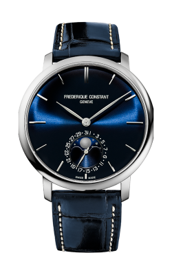 Frederique Constant Manufacture Slimline Moonphase Watch FC-705N4S6 product image