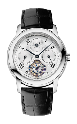 Frederique Constant  Classic Tourbillon Perpetual Calendar Watch FC-975MC4H6 product image
