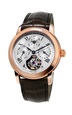 Frederique Constant  Classic Tourbillon Perpetual Calendar Watch FC-975MC4H4 product image