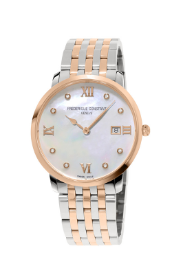 Frederique Constant Classics Slimline Ladies Grande Watch FC-220MPWD3S2B  product image