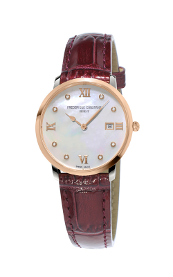 Frederique Constant Classics Slimline Ladies Grande Watch FC-220MPWD3S2  product image