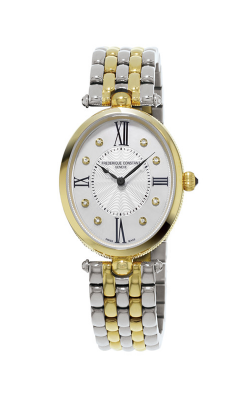 Frederique Constant  Art Deco Oval Grande Watch FC-200MPWD3V3B product image