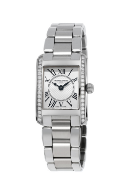 Frederique Constant Classics Carree Ladies Watch FC-200MCD16B product image