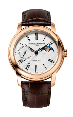 Frederique Constant  Classic Moonphase Watch FC-712MS4H4 product image