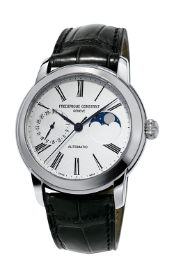 Frederique Constant  Classic Moonphase Watch FC-712MS4H6 product image