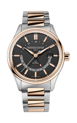 Frederique Constant  GMT Watch FC-350GT4H2B product image