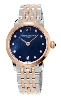 Frederique Constant Quartz Slimline Watch FC-220MPND1S22B product image