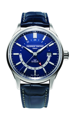 Frederique Constant Yacht Timer GMT Watch FC-350NT4H6 product image