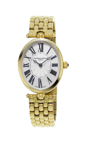 Frederique Constant Classics Art Deco Oval Watch FC-200MPW2V5B product image