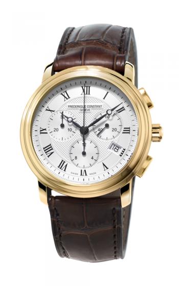 Frederique Constant Classics Chronograph Quartz Watch FC-292MC4P5 product image